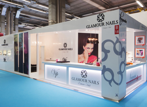 NAILS & BEAUTY – COSMOPROF